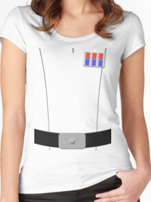 Imperial Uniform Women's Fitted Scoop T-Shirt
