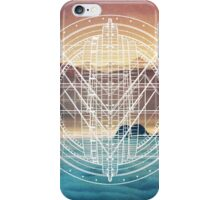 Forma 02 iPhone Case/Skin