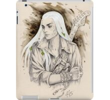 Modern elf iPad Case/Skin