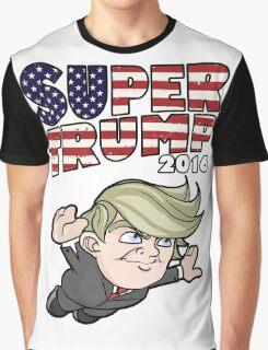 Super Trump 2016 Graphic T-Shirt