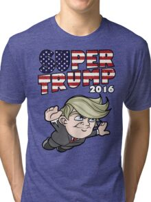 Super Trump 2016 Tri-blend T-Shirt