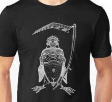The Grim Penguin (inverted) Unisex T-Shirt