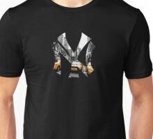 NY Cab Black Unisex T-Shirt