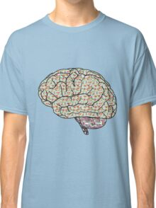 Abstract Brain! Classic T-Shirt