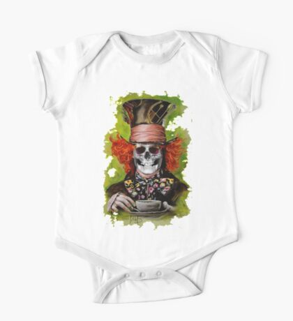 Mad Hatter One Piece - Short Sleeve