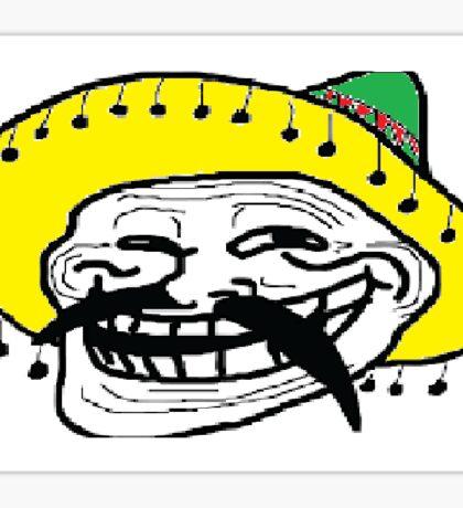 El Troll (Colored) Sticker