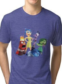 Inside out  Tri-blend T-Shirt