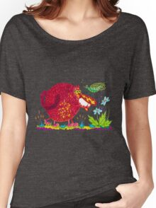 Close encounters of the weird kind: shared secrets Women's Relaxed Fit T-Shirt