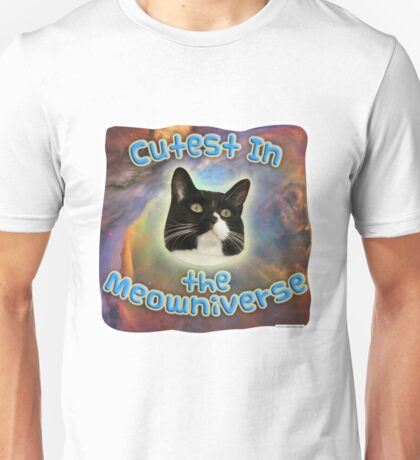 Cutest Meowniverse Unisex T-Shirt