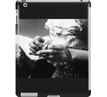 Worried Hands iPad Case/Skin