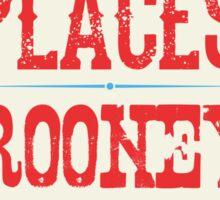 Rooney Pitchford Standard Poster Sticker