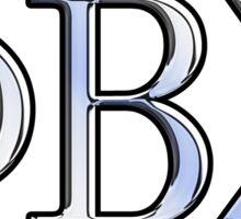 Phi Beta Sigma Greek Fraternity Life Sticker