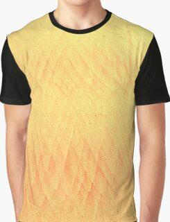 Yachats Oregon - Yellow Sand Design Graphic T-Shirt