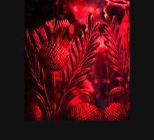 Cut Red Glass vase, detail. Unisex T-Shirt
