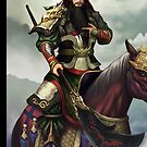 Guan Yu God of War by bammydfbb