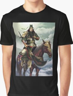 Guan Yu God of War Graphic T-Shirt
