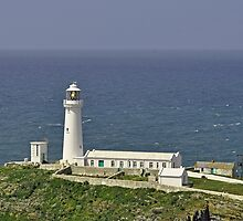 South Stack Lighthouse - Anglesey by Chris Monks