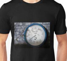 Worlds End Blue Unisex T-Shirt