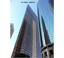 Los Angeles Highrise Photographic Print