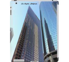 Los Angeles Highrise iPad Case/Skin