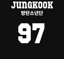 BTS - Jungkook Jersey Style Unisex T-Shirt