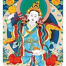 Buddha Nirvana by bammydfbb