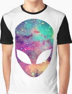 Alien Nebula. Graphic T-Shirt