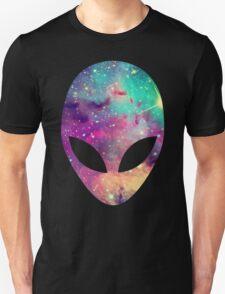 Alien Nebula. Unisex T-Shirt