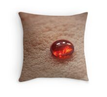 Redbubble - Macro Photography Throw Pillow