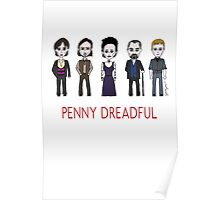 Penny Dreadful Family Poster
