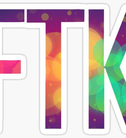 FTK  Sticker