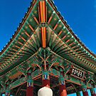 Korean friendship bell by Santamariaa