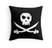 To Err Is Human...To Arr is Pirate Throw Pillow