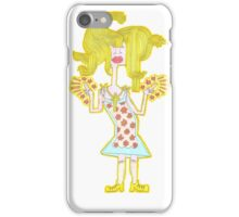 Patron Saint Of The Burbs iPhone Case/Skin