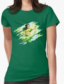 Laura Womens Fitted T-Shirt