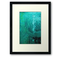 Sea Grass Framed Print