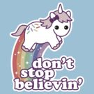 Don't Stop Believin' by sugarhai