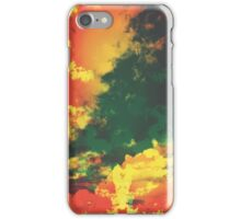 Clouds Cool, unique modern unexpected digital art design iPhone Case/Skin