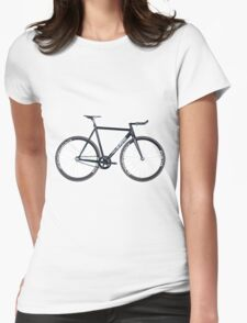 Cinelli Mash Histogram Womens Fitted T-Shirt