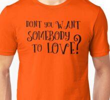 Love Rock Music Lyrics Unisex T-Shirt