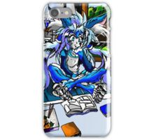 Vulissa's normal day at the Living room  iPhone Case/Skin