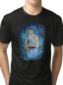 Seasick Steve Tri-blend T-Shirt