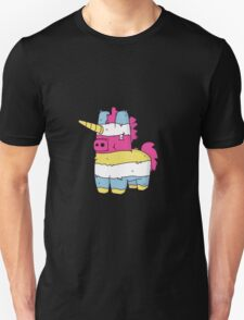 Pinata Unicorn Unisex T-Shirt