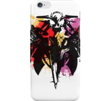 Xenoblade Fiora-Mech Splatter iPhone Case/Skin