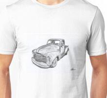 Chevy Stepside Pickup Truck Unisex T-Shirt