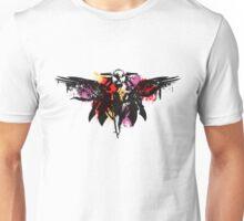 Xenoblade Fiora-Mech Splatter Unisex T-Shirt