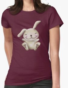 Wee Bunny Womens Fitted T-Shirt