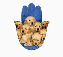 Puppy Hamsa Unisex T-Shirt