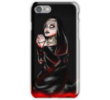 Gothic Nun iPhone Case/Skin