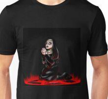 Gothic Nun Unisex T-Shirt